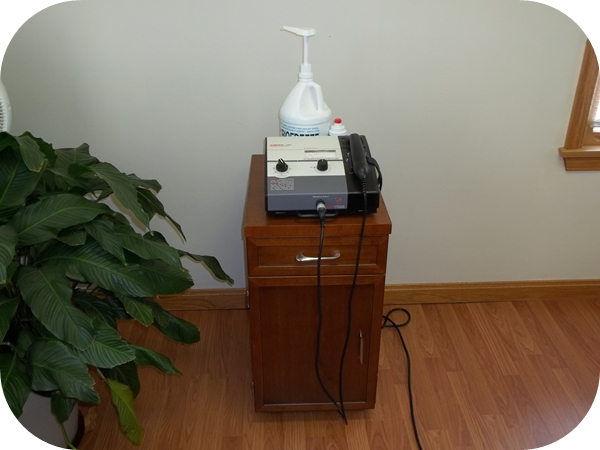 ultrasound physical therapy